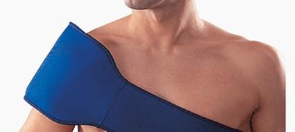 Imobilização de ombro fraturado